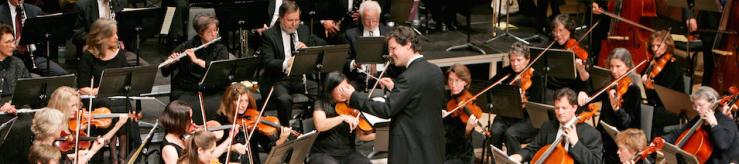 Santa Fe Community Orchestra, Oliver Prezant, Music Director